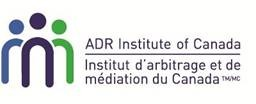 ADR Institute of Canada logo