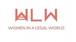 Women in a Legal World logo