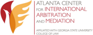 Atlanta Center for International Arbitration and Mediation logo