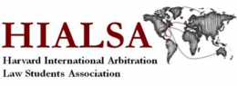 Harvard International Arbitration Law Students Association logo